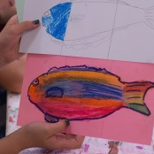 flip flap fish book