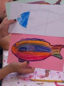 flip flap fish book