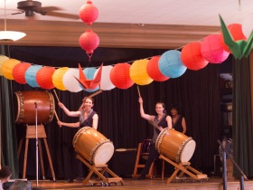 Portland Taiko's perseverence and collaboration!