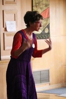 Storyteller Anne