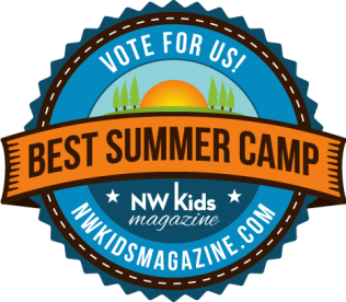 NWKids Best Summer Camp Graphic